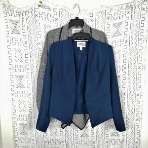 Forever 21 Open Front Blazers Set of 2